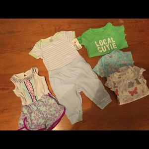 Carter's One Pieces - CARTER'S... baby clothes bundle size 0-3 months